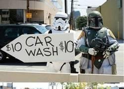 Enlace a Todos a por ese auto lavado