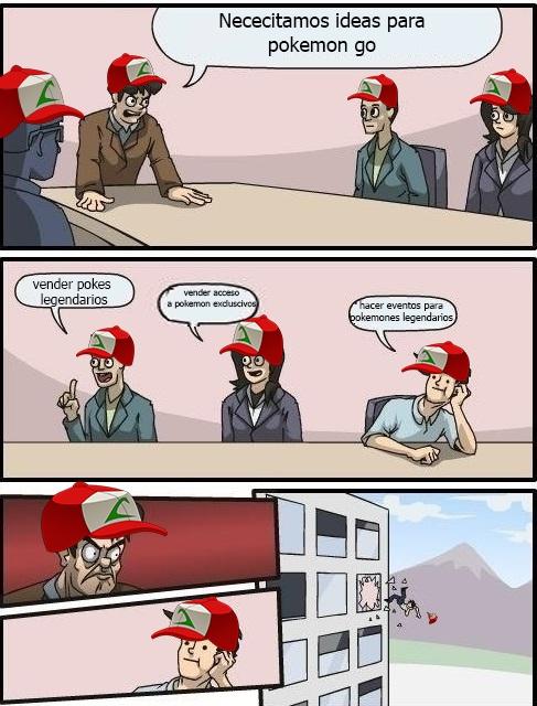 Otros - La pura verdad de Pokémon Go