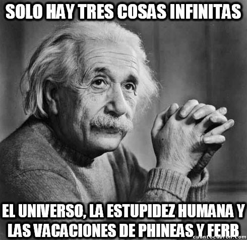 Tres_cosas_infinitas - Para ellos las vacaciones son infinitas