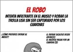 Enlace a El robo: Una historia interactiva