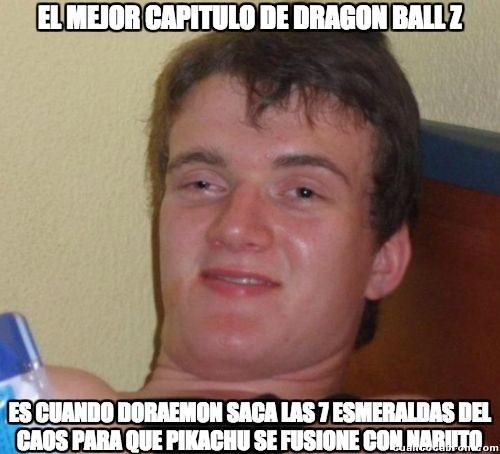 Colega_fumado - El mejor capitulo de Dragon Ball Z