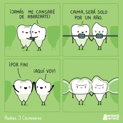 Otros - El problema de los dientes