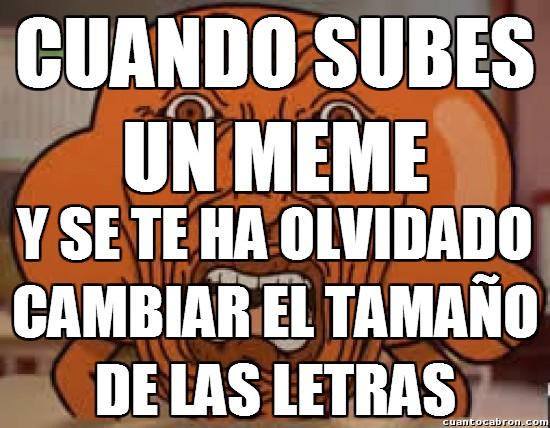 Meme_otros - Drama absoluto