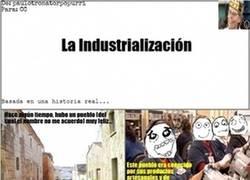 Enlace a La Industrialización