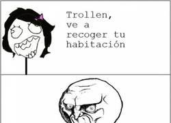 Enlace a Castigado por Troll...