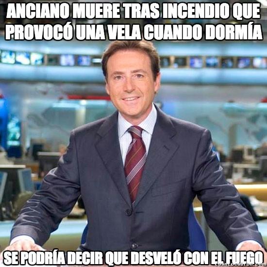 Meme_matias - Trágica noticia
