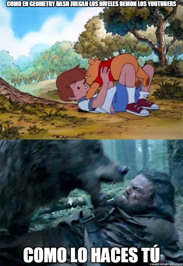 Bear_leo - No puede ser más cierto...