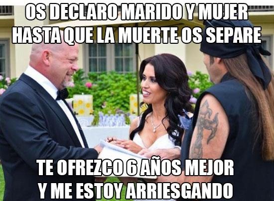 Meme_otros - La boda de empeños