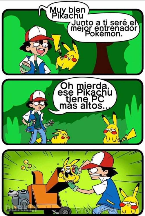 Otros - La cruel lógica de Pokemon Go