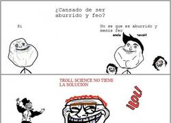 Enlace a Troll science troleando :(