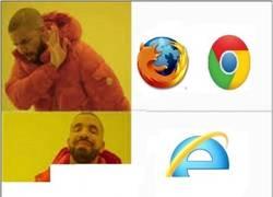 Enlace a El mejor navegador