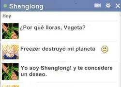 Enlace a Mientras tanto, Vegeta...