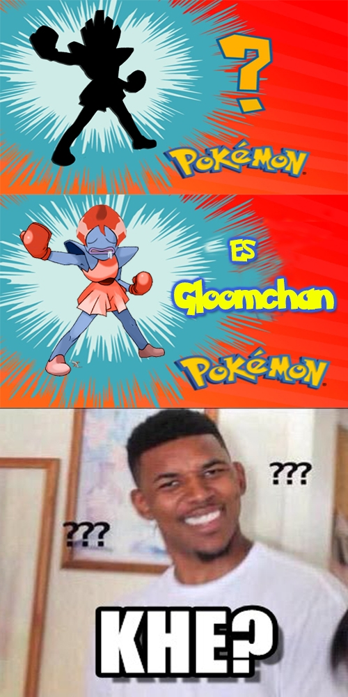 Meme_otros - ¿Qué Pokémon es?