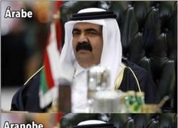 Enlace a El árabe