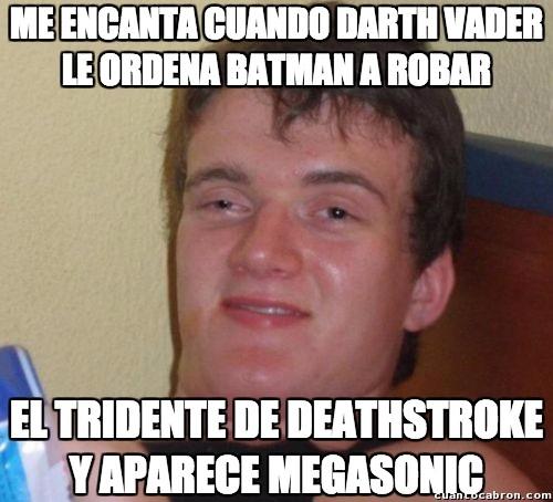 Colega_fumado - Las órdenes de Darth Vader