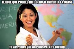 Enlace a No hay quien entienda a los profesores...