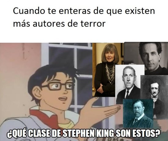 Meme_otros - Sin ofender al señor King