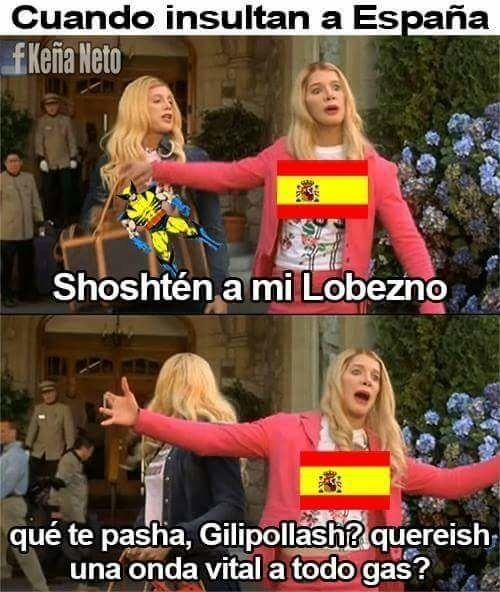 Otros - Cuando insultan a España