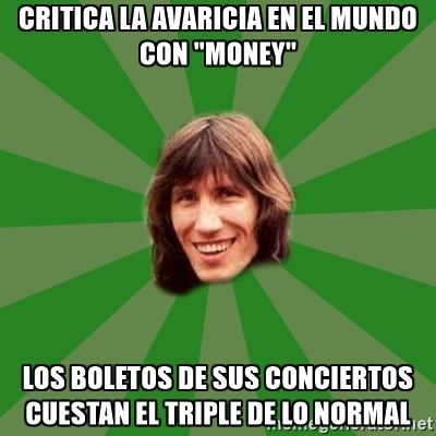 Meme_otros - Adoro a Roger Waters