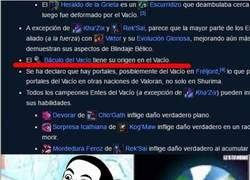 Enlace a Redundancia nivel: League of Legends