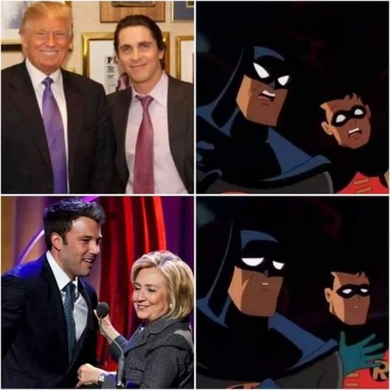 Meme_fry - Cada Batman tiene su favorito