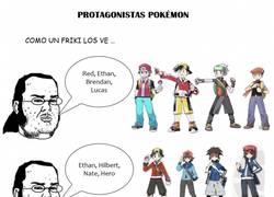 Enlace a Los verdaderos nombres de los protagonistas de Pokémon