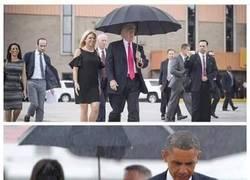 Enlace a La diferencia entre Trump y Obama