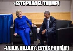 Enlace a ¡Este para el Trump!