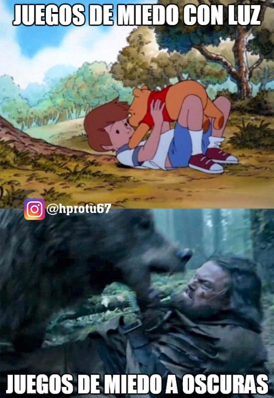 Bear_leo - La cosa cambia drásticamente