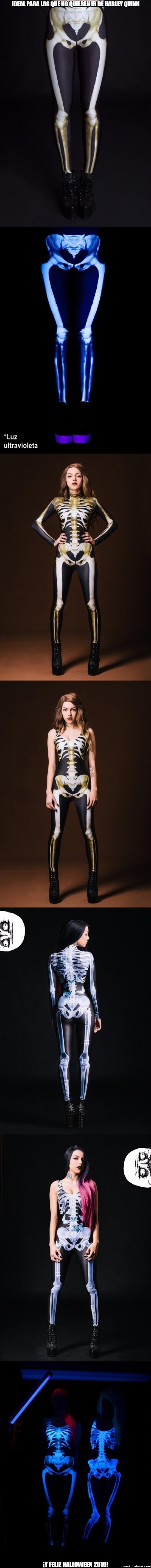 Meme_otros - ¿De esqueleto? No, ¡de colirio!