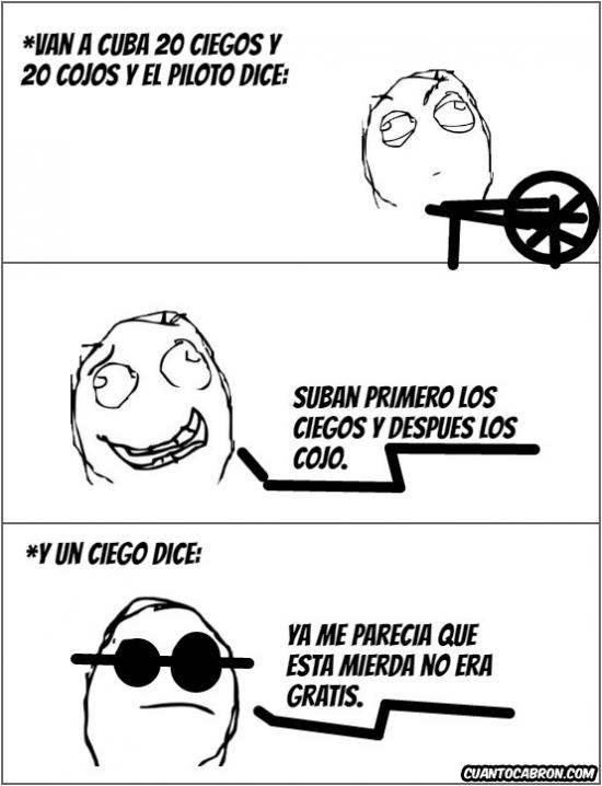 Its_free - Ciegos y Cojos
