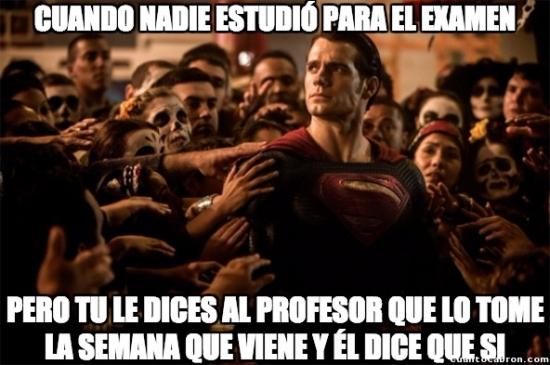 Superman_heroe - ¡No todos los héroes llevan capa!
