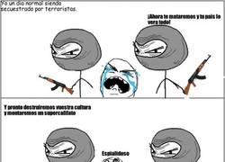 Enlace a Con los terroristas no se juega