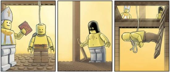Otros - Los LEGO tienen mucha suerte en estas situaciones