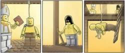 Enlace a Los LEGO tienen mucha suerte en estas situaciones