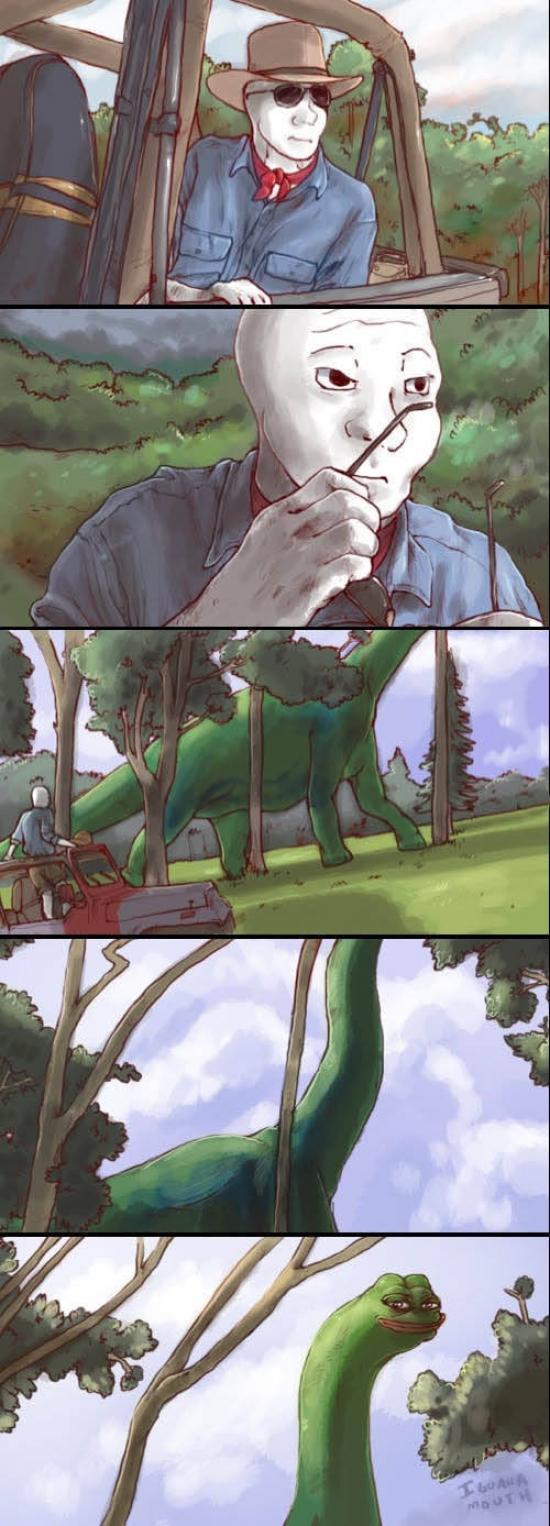 Otros - Meme Parque Jurásico