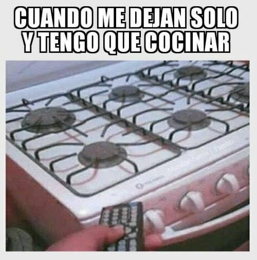 Meme_otros - Creo que no estoy listo para prepararme la comida