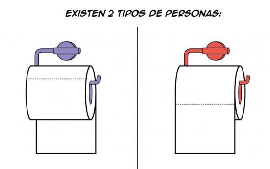 Meme_otros - La Personalidad y el papel higiénico