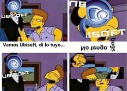 Enlace a Esos de Ubisoft no aprenden