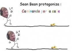 Enlace a Sean Bean es un spoiler andante