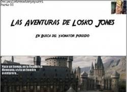 Enlace a Losko Jones: En Busca del Yaonator Perdido