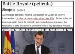 Enlace a Battle Royale en España