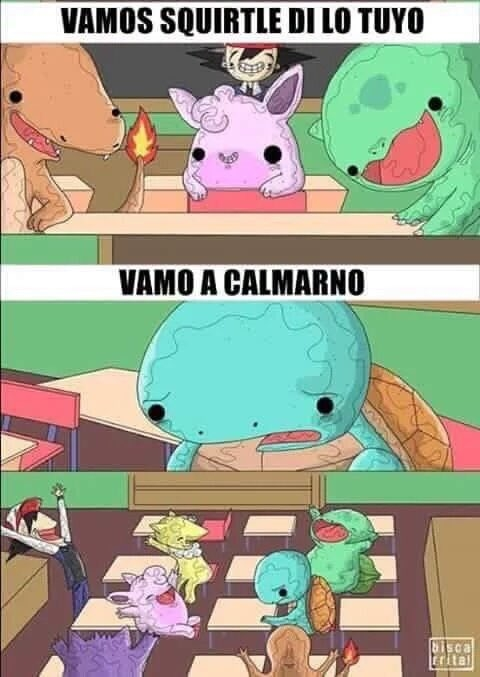 A_nadie_le_importa - Pobre Squirtle :(