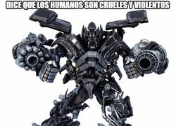 Enlace a Ironhide el hipócrita