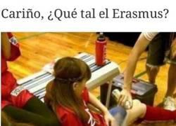 Enlace a Erasmus es así...