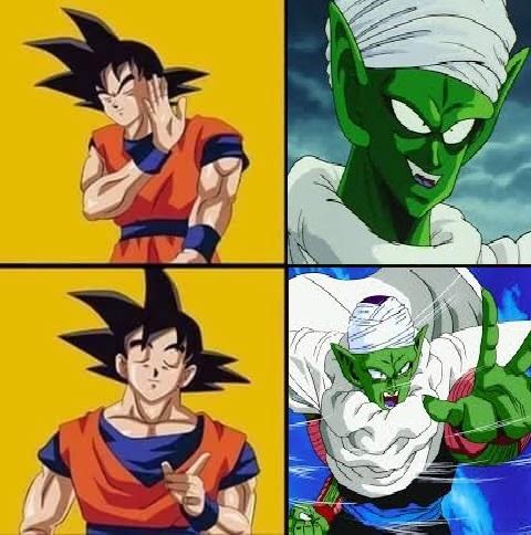 Meme_otros - Goku los prefiere como aliados a como enemigos