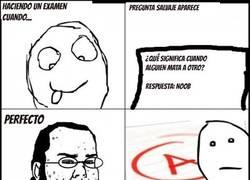 Enlace a Examen gamer