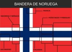 Enlace a Diversión con banderas