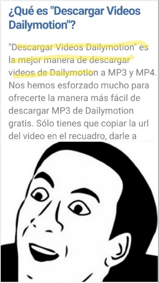 dailymotion,descargar,que es,vídeos
