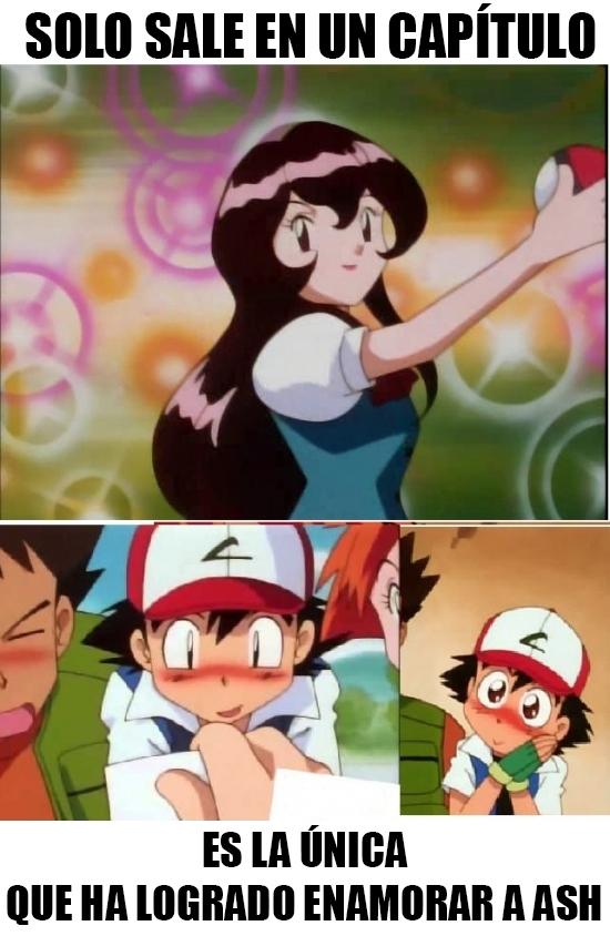 Meme_otros - Ella se quedó con el último rastro de masculinidad de Ash